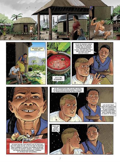 Page 7 Adler, l'aigle à deux têtes tome 4