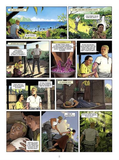 Page 8 Adler, l'aigle à deux têtes tome 4