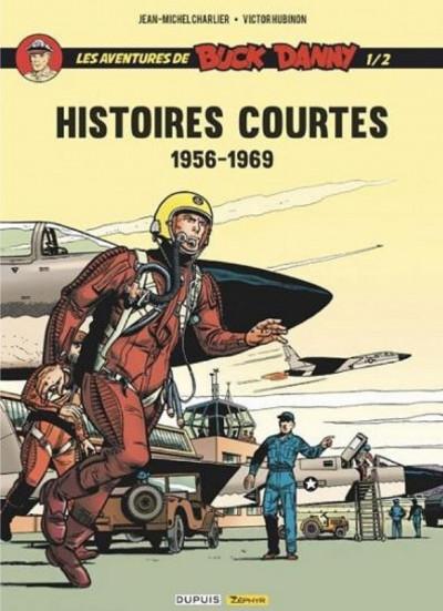 Couverture Les aventures de Buck Danny - histoires courtes tome 1