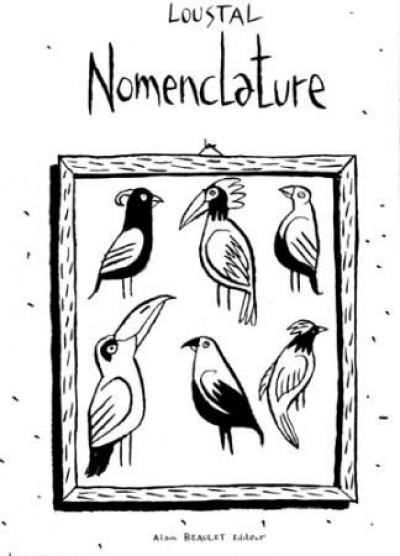Couverture nomenclature