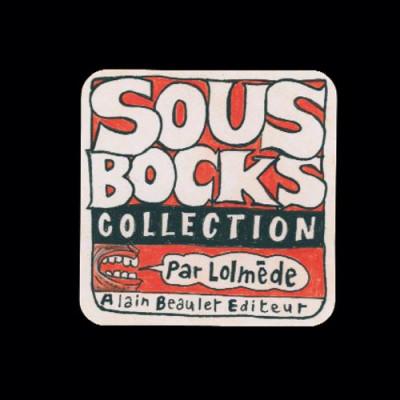 Couverture Sous-bocks collection