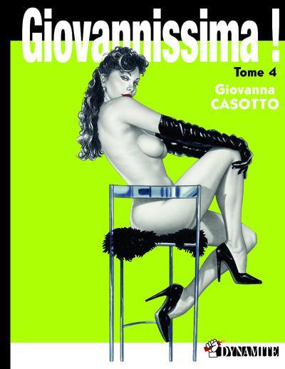 Couverture Giovannissima ! tome 4