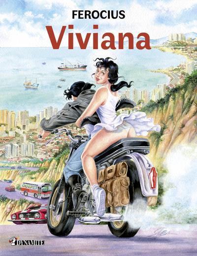 Couverture Viviana
