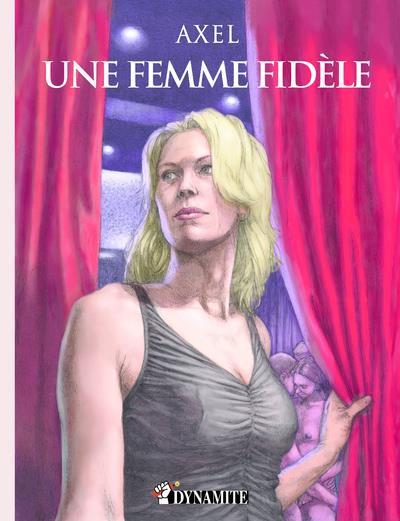 Couverture Une femme fidèle