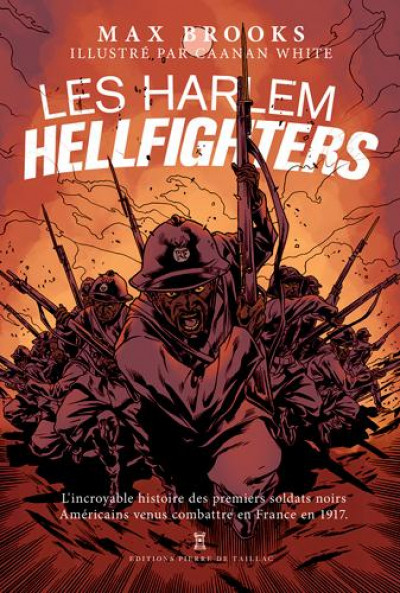 Couverture Les Harlem Hellfighters