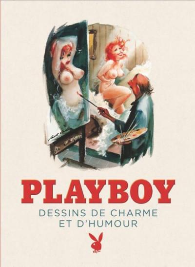 Couverture playboy ; dessins de charme et d'humour