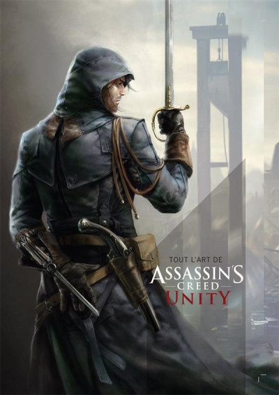 Couverture tout l'art d'assassin's creed V