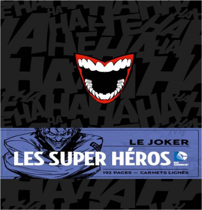Couverture carnet Joker