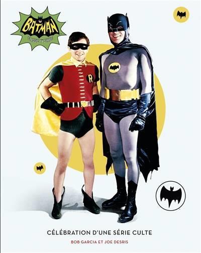 Couverture Batman : dans les coulisses de la série TV
