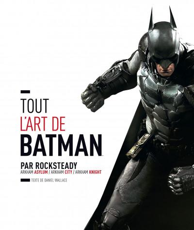 Couverture Batman Arkham Asylum - L'encyclopédie illustrée