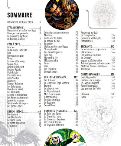 Page 1 Docteur Strange - L'encyclopédie illustrée