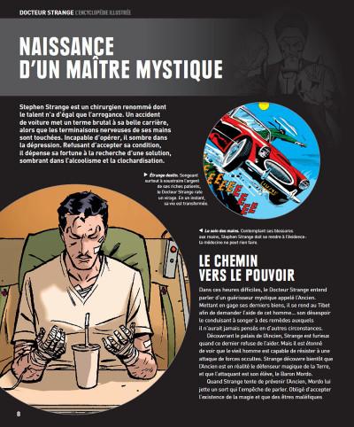Page 5 Docteur Strange - L'encyclopédie illustrée