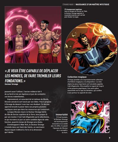 Page 6 Docteur Strange - L'encyclopédie illustrée