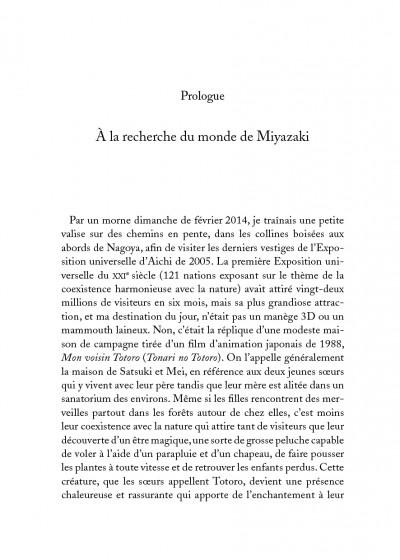 Page 2 Le monde de Miyazaki