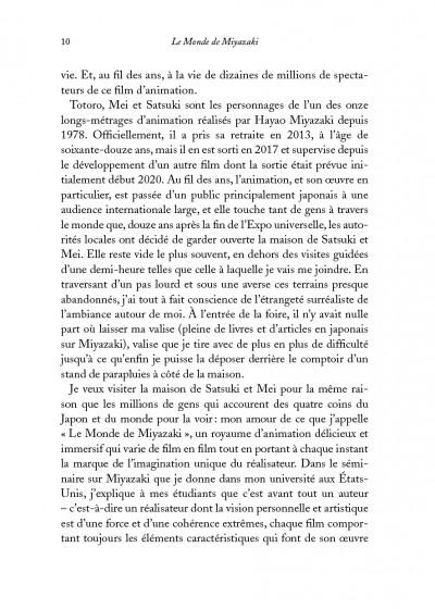 Page 3 Le monde de Miyazaki