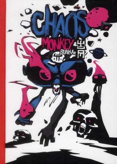 Couverture chaos monkey