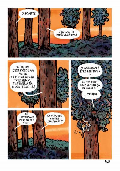 Page 1 Des Arbres et des glands