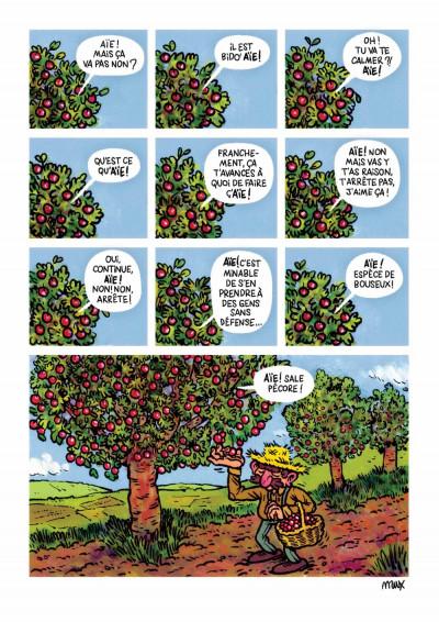 Page 2 Des Arbres et des glands