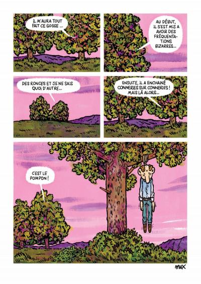 Page 4 Des Arbres et des glands