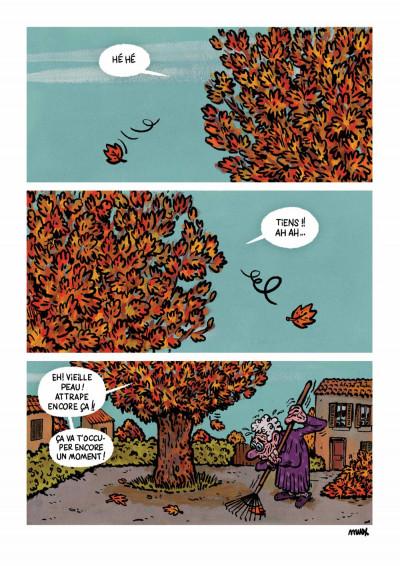 Page 5 Des Arbres et des glands