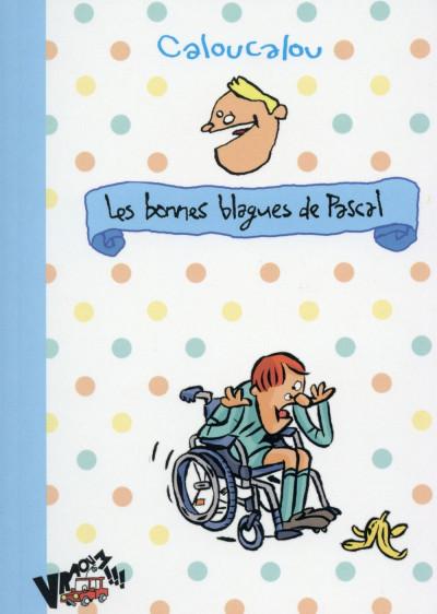 Couverture Les bonnes blagues de Pascal
