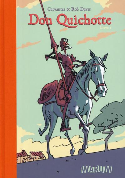 Couverture Don Quichotte tome 1
