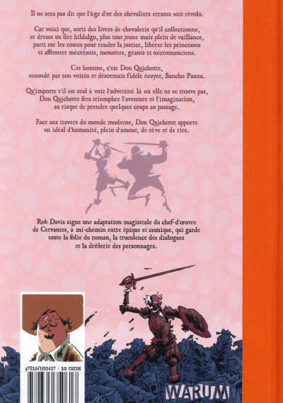 Dos Don Quichotte tome 1