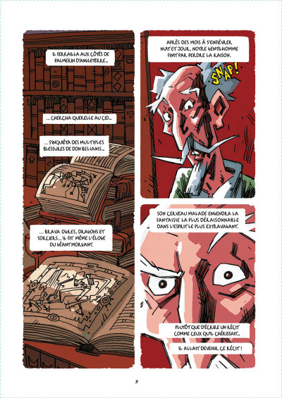 Page 6 Don Quichotte tome 1