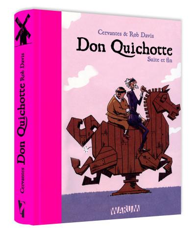 Couverture Don Quichotte tome 2