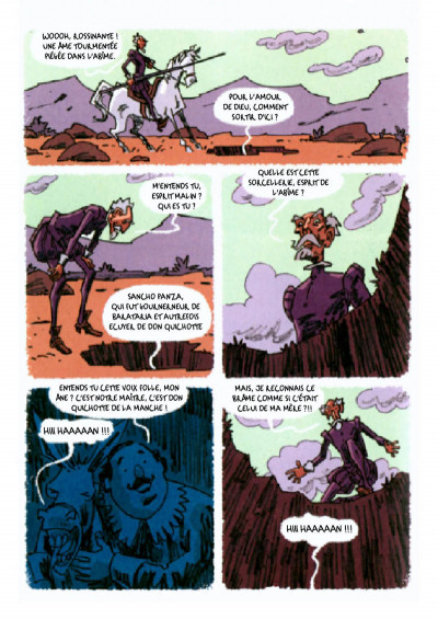 Page 1 Don Quichotte tome 2