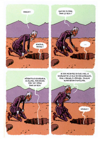 Page 2 Don Quichotte tome 2