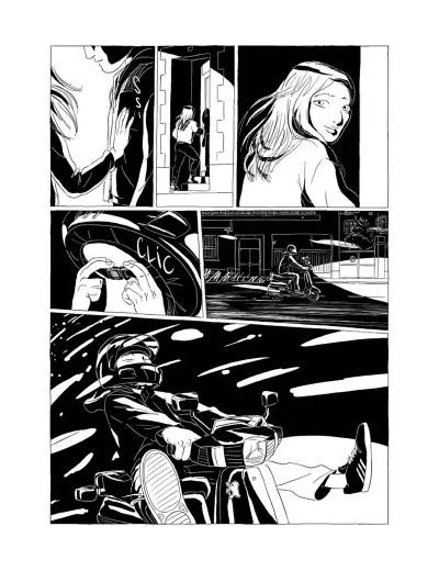 Page 4 Regarde les filles