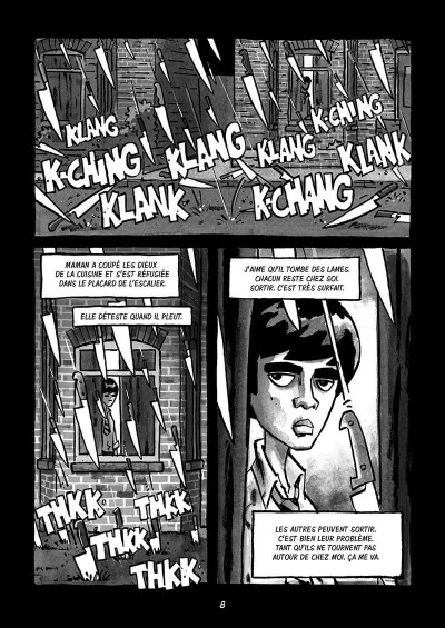 Page 7 L'heure des lames