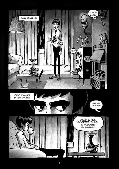 Page 8 L'heure des lames