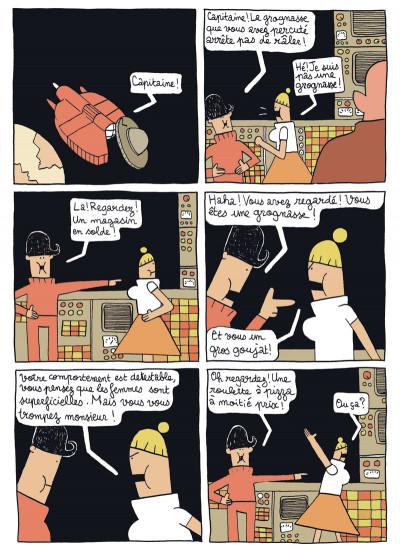 Page 2 Vaisseau spécial