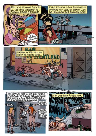 Page 4 Homme qui pleure et walkyries - collection anniversaire