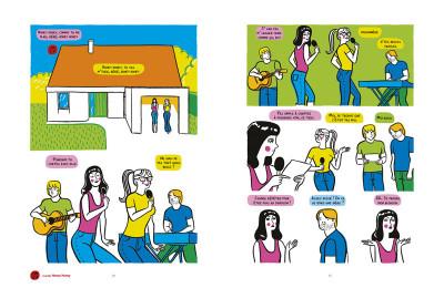 Page 1 Abba cherche Frida