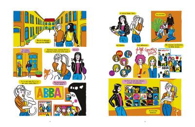 Page 5 Abba cherche Frida