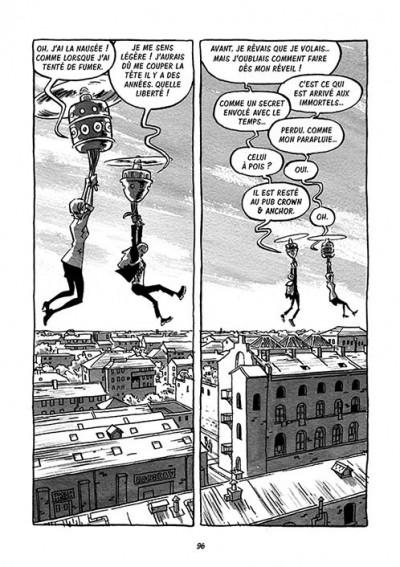 Page 1 La fille de l'ouvre-boîte