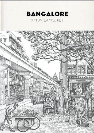 Couverture Mon Bangalore