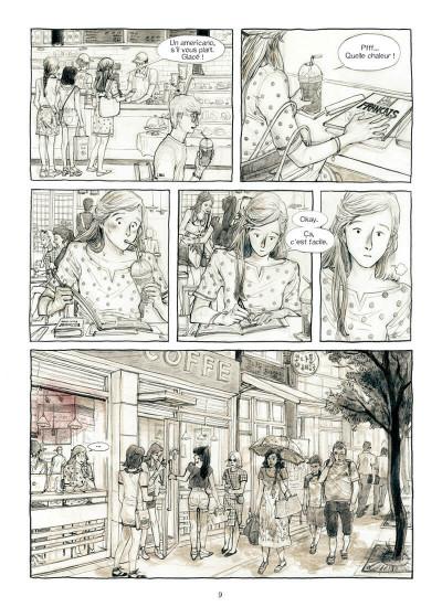 Page 4 Je ne suis pas d'ici