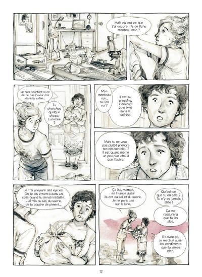 Page 7 Je ne suis pas d'ici