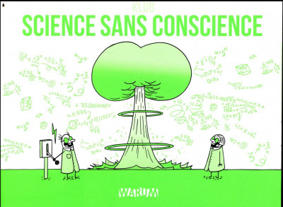 Couverture Science sans conscience