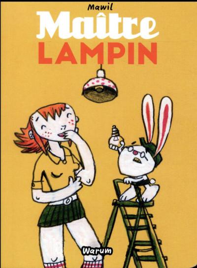 Couverture Maître Lampin