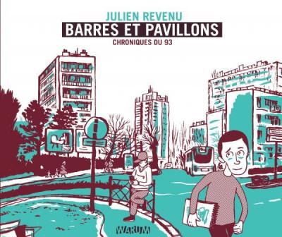 Couverture Barres et pavillons - Chroniques du 93