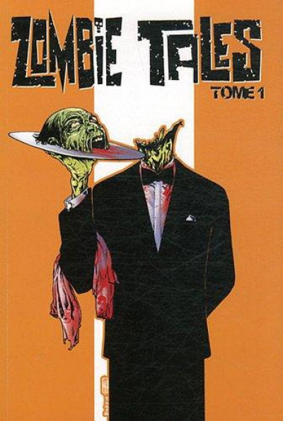 Couverture zombie tales tome 1