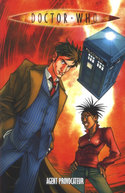 image de doctor Who tome 1 - agent provocateur