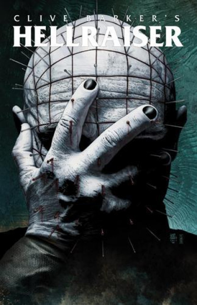 Couverture Hellraiser tome 3
