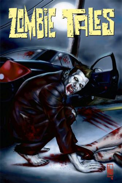 Couverture zombie tales tome 4