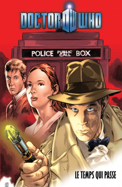 Couverture doctor who tome 10
